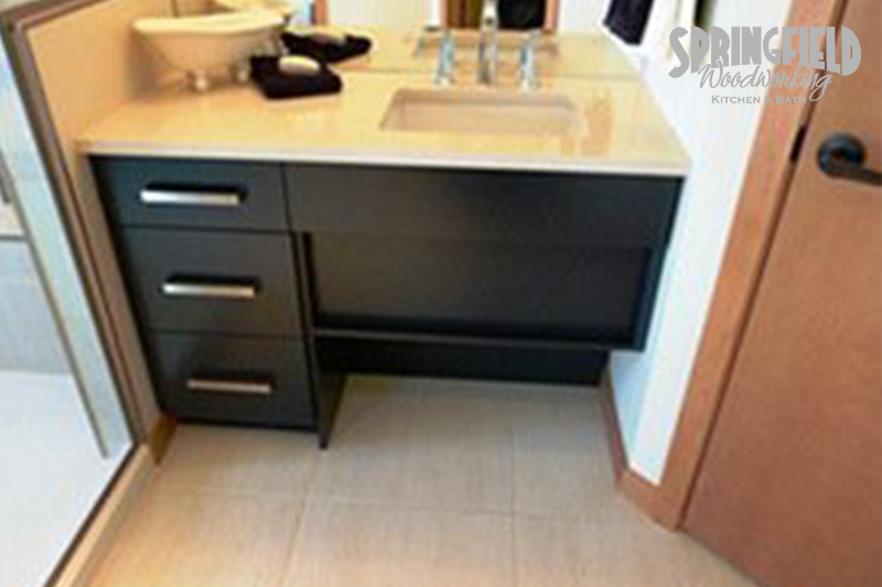 Custom Space Drawers Winnipeg